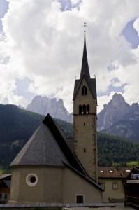 Chiesa di Vigo di Fassa