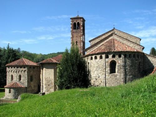 Carate Brianza - Basilica di Agliate