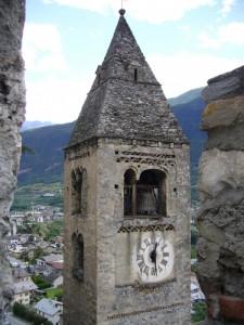chiesa Valgrisenche AO