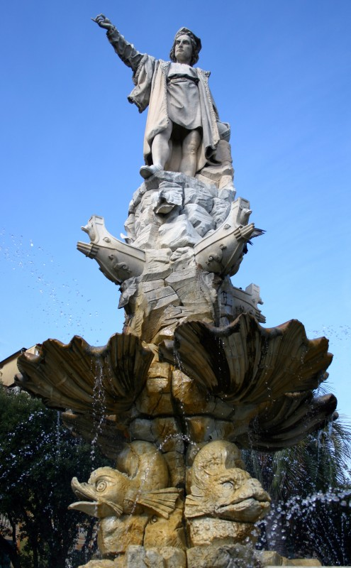 ''Fontana di Colombo - Santa Margherita Ligure'' - Santa Margherita Ligure