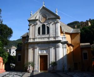 Chiesa di S. Martina - Zoagli