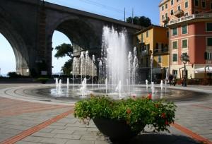 Fontana di Piazza XXVII Dicembre - Zoagli