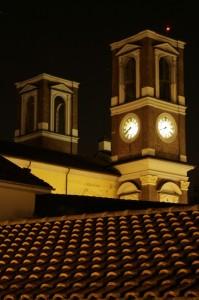 I due campanili di Santa Maria