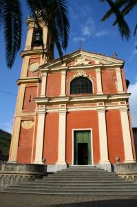 Chiesa di San Michele Arcangelo - Casarza Ligure