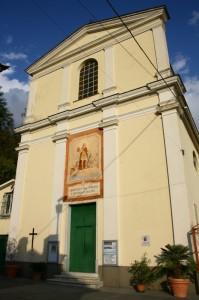 Chiesa di Sant'Eufemiano di Graveglia