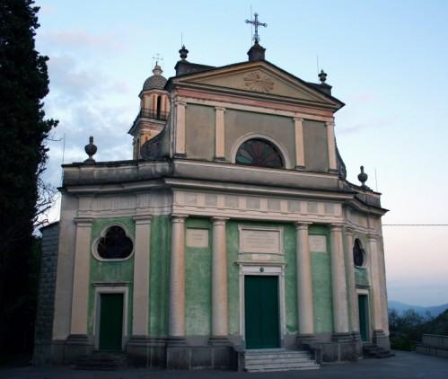 Coreglia Ligure - Pace e solitudine alla Chiesa di sant'Antonio