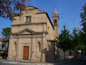 Chiesa Madonna delle Rose