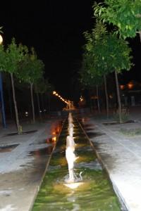 Percorso d'acqua