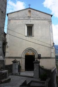 CHIESA SAN NICOLA DI BARI - MORANO CALABRO - CS -