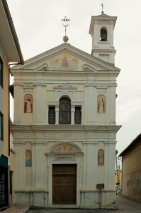Feletto - Chiesa della Madonna del Rosario