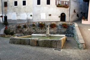 Fontana principale Rango