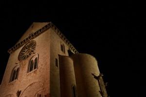 Cattedrale di Trani (retro)