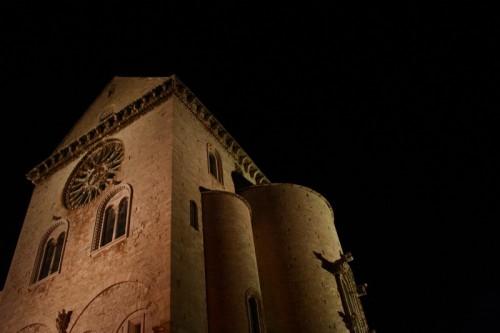 Trani - Cattedrale di Trani (retro)
