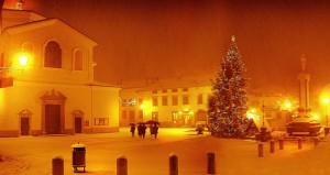 nevicata a Rovetta