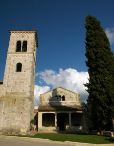 Massa Martana - Abbazia di Villa San Faustino