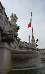 La Fontana al Vittoriano