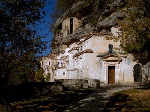 Roccamorice - Eremo Santo Spirito Roccamorice