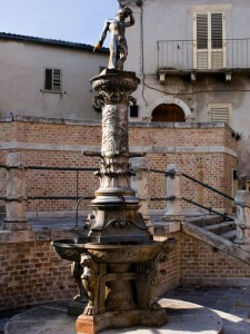 La fontana Sansone