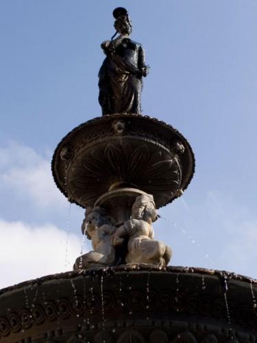 San Valentino in Abruzzo Citeriore - Fontana  Venere Giulia Farnese