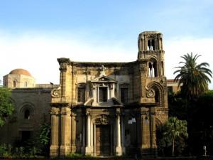 Chiesa Santa Maria Dell' Ammiraglio - La Martorana