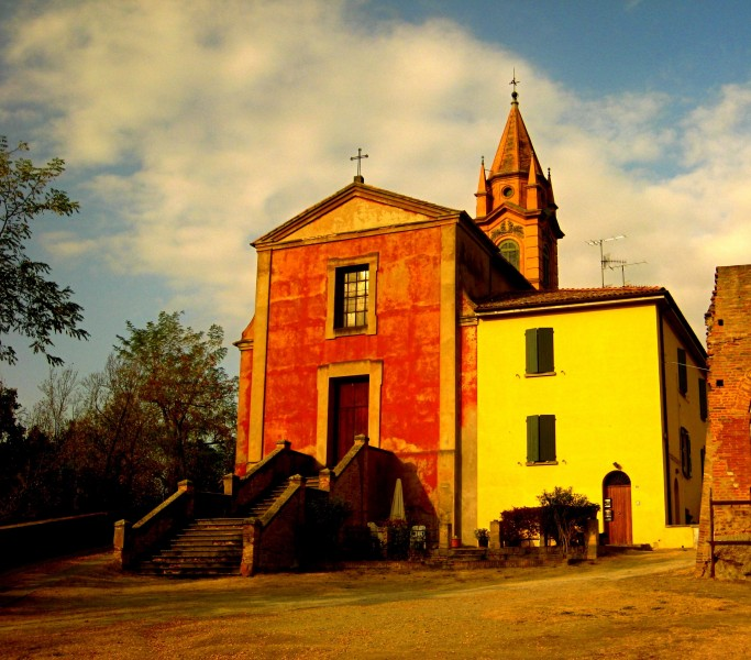 ''Chiesa di Castel dè Britti'' - San Lazzaro di Savena