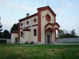Chiesa di Barza (Ispra) VA