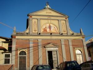 chiesa di Comerio