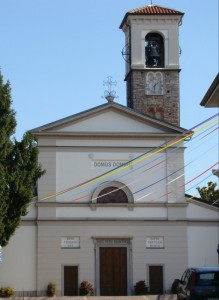 Chiesa di Binda (VA)