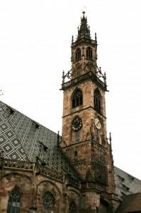 Bolzano, il Duomo