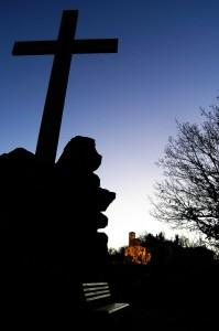 La croce degli alpini