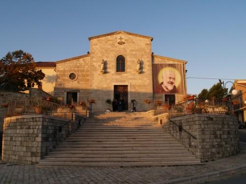 Sant'Elia a Pianisi - Convento San Francesco di Sant'Elia a Pianisi