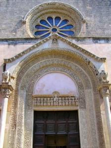 Il portale di S. Caterina