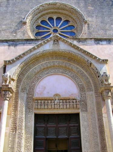 Galatina - Il portale di S. Caterina