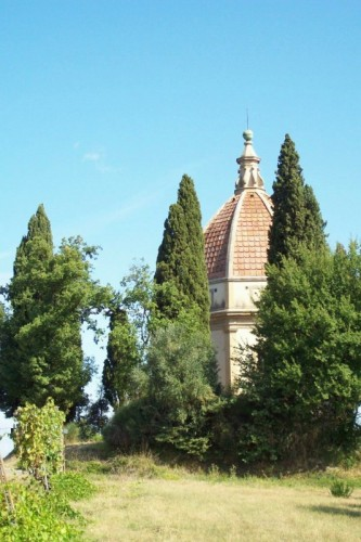 Barberino Val d'Elsa - Cappella di San Michele