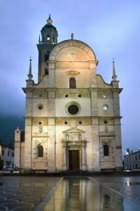La Basilica di Madonna di Tirano