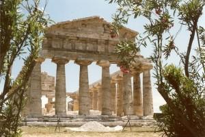 Tempio di Cerere-Paestum.