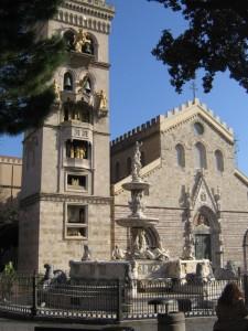 La fontana del Duomo