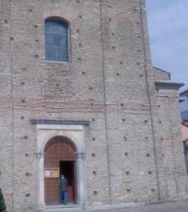 la chiesa di Colosimi