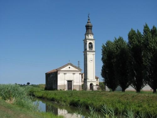 Bovolenta - Chiesetta di Fossaragna