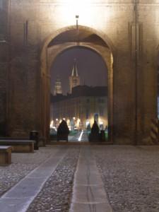 Scorcio sui Campanili del Duomo e di S. Giovanni