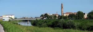 Il campanile di Pontelongo
