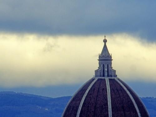 Firenze - il cielo e il duomo