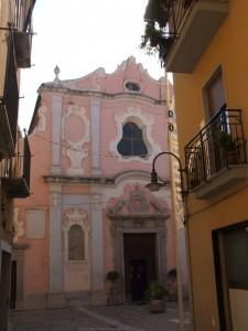 Vietri Di Potenza - Chiesa Madre di San Nicola di Mira