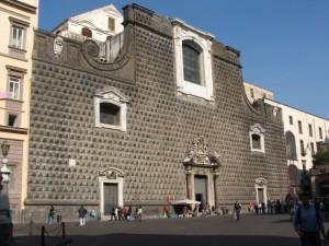 Napoli - Chiesa del Gesù Nuovo