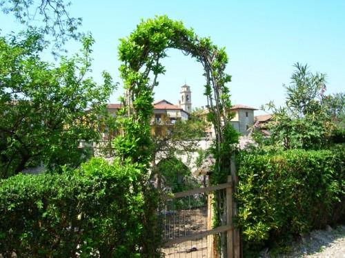 Truccazzano - Veduta della chiesa parrocchiale di Albignano d'Adda.