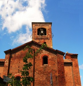 lato sinistro di San Francesco