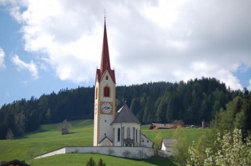 San Candido - chiesa di San Nicolo' a Prato alla Drava