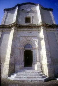 tufillo - chiesa di santa Giusta