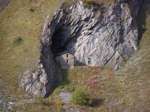 Nella grotta…