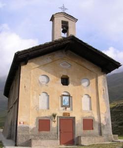 Sperduta in Valle Maira